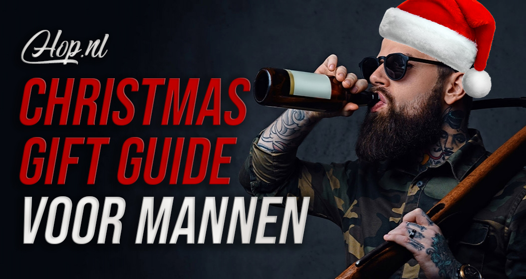 christmas gift guide mannen.