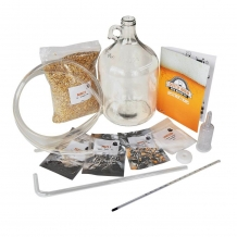 Dutch brew beer making set - Blond beer