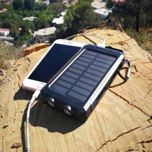 Solar Powerbank - 10.000 MAH
